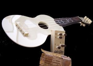 plastic ukulele copy